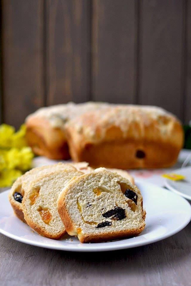 Sweet Spring Bread Recipe | HeyFood — heyfoodapp.com