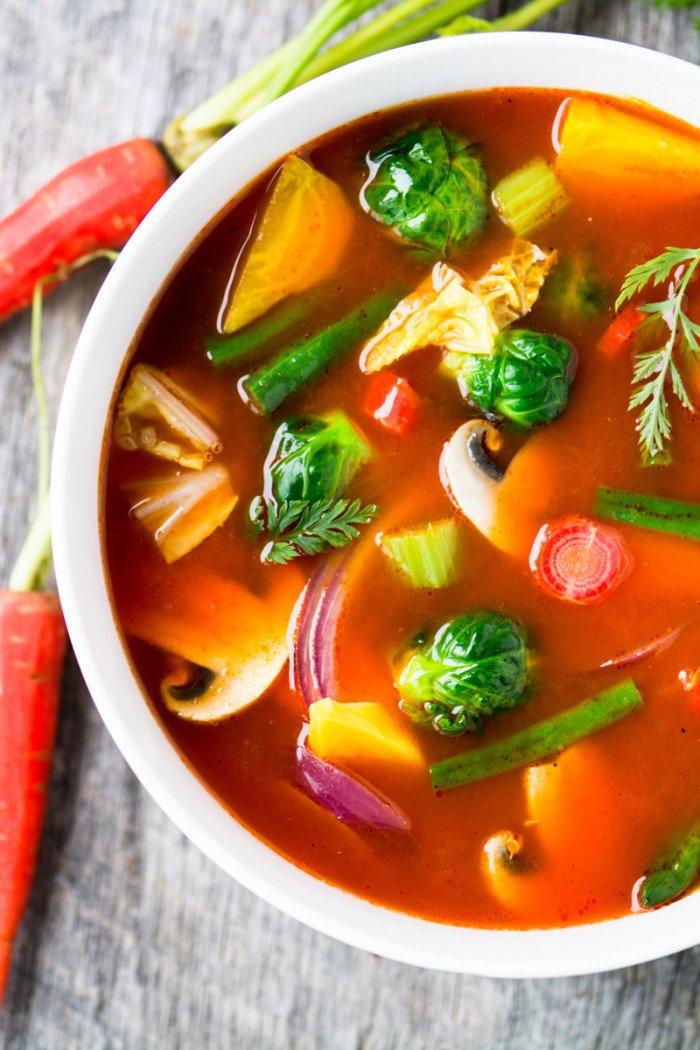 Weight Loss Soup Recipe   HeyFood — heyfoodapp.com