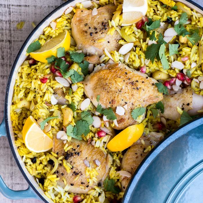 Lemon Chicken Biryani Recipe | HeyFood — heyfoodapp.com