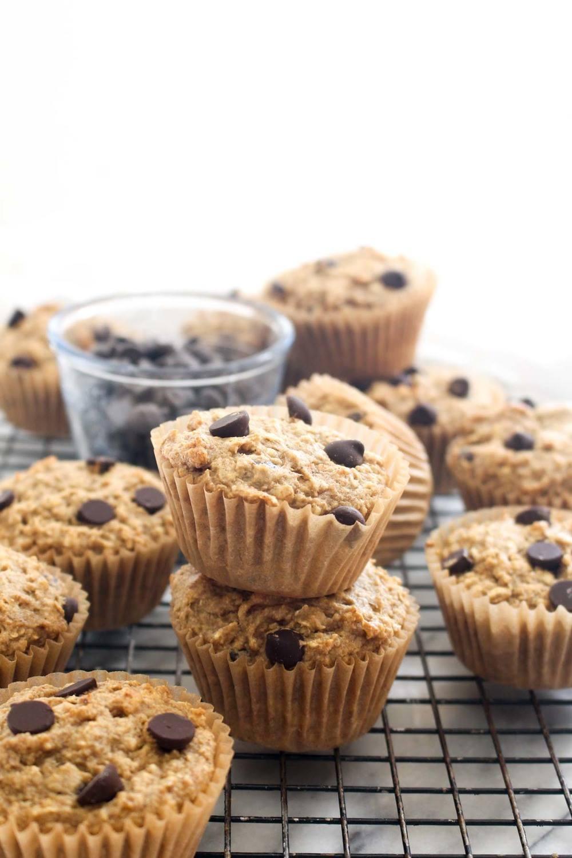 Gluten Free Banana Oat Muffins Recipe | HeyFood — heyfoodapp.com
