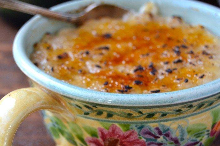 Oatmeal Brûlée Recipe | HeyFood — heyfoodapp.com