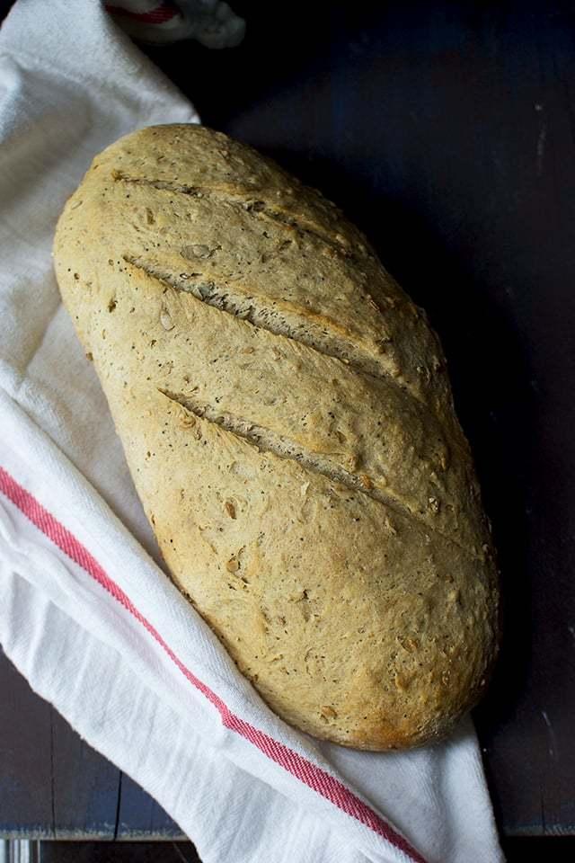 Ancient Grains Sourdough Bread Recipe | HeyFood — heyfoodapp.com