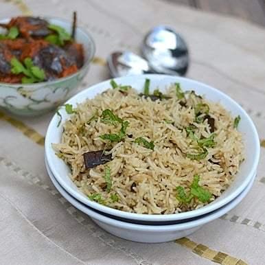 Bagara Rice Recipe | HeyFood — heyfoodapp.com