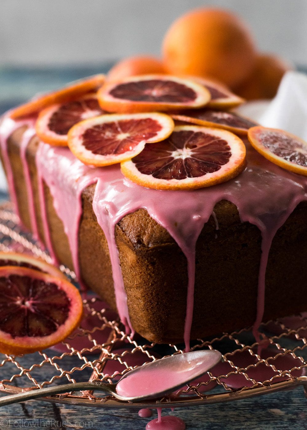 Blood Orange Pound Cake Recipe | HeyFood — heyfoodapp.com