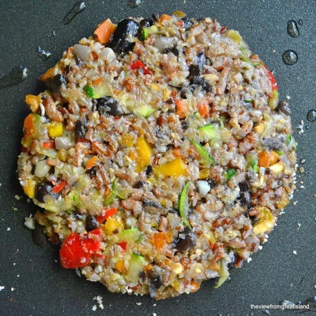 The Ultimate Veggie Burger Recipe | HeyFood — heyfoodapp.com