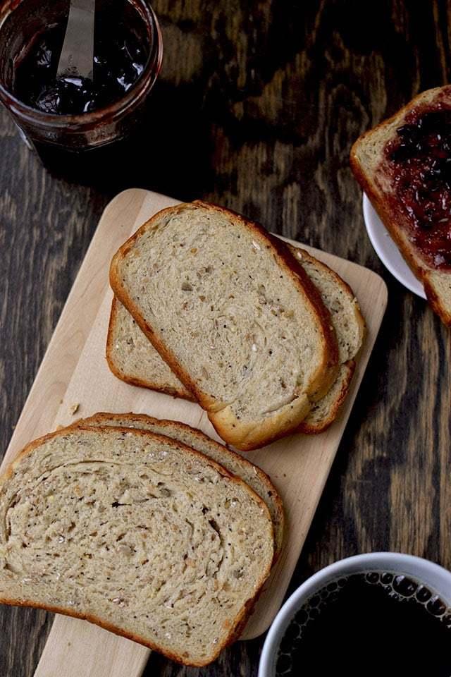Harvest Grains Bread: Recipe | HeyFood — heyfoodapp.com