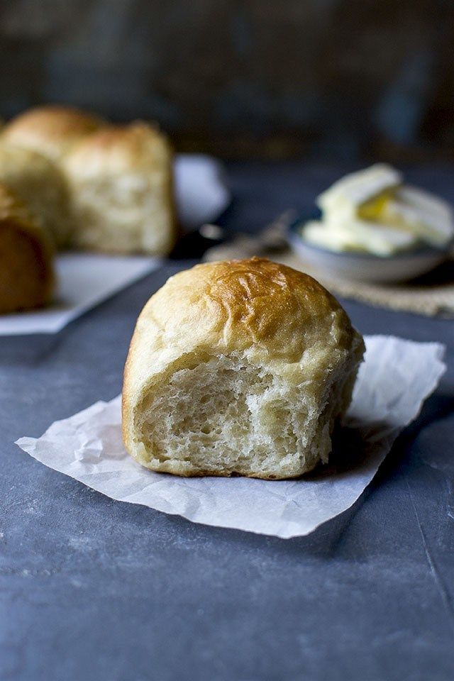 Potato Dinner Rolls Recipe | HeyFood — heyfoodapp.com