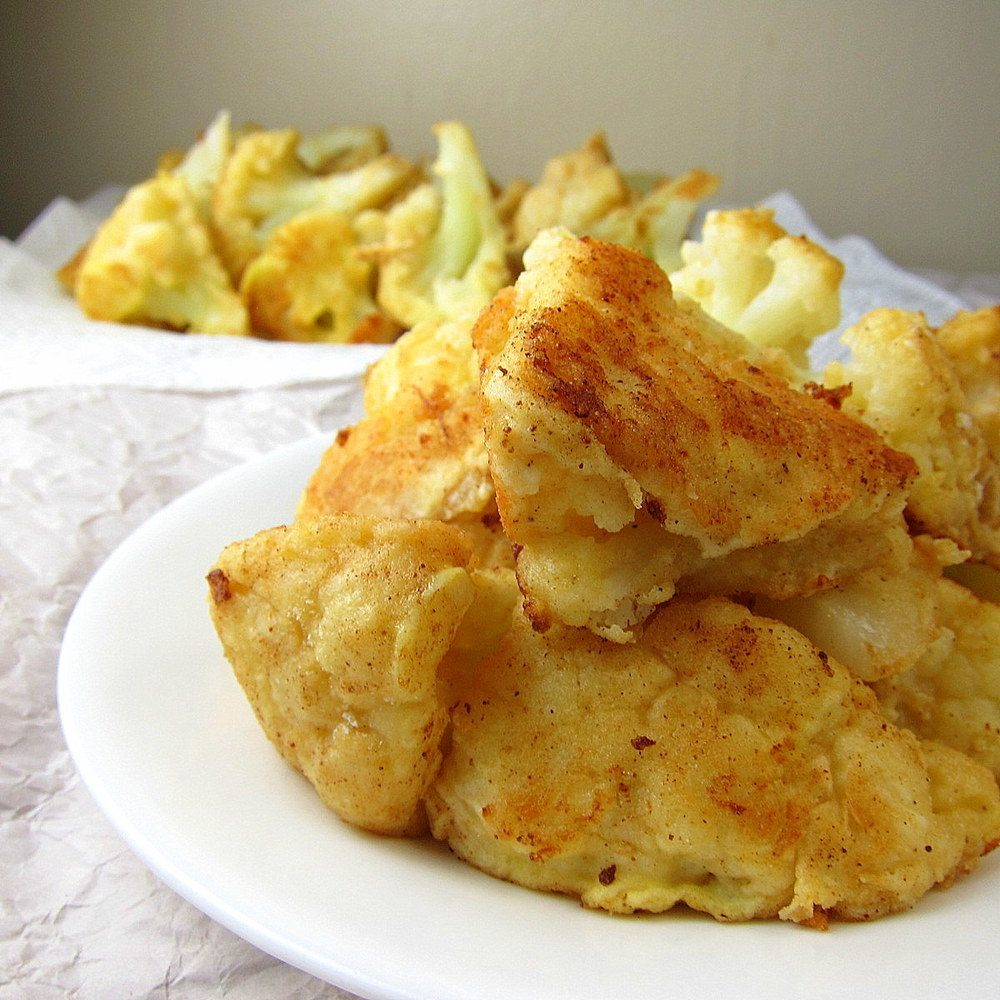 Pan Fried Cauliflower Florets Recipe | HeyFood — heyfoodapp.com