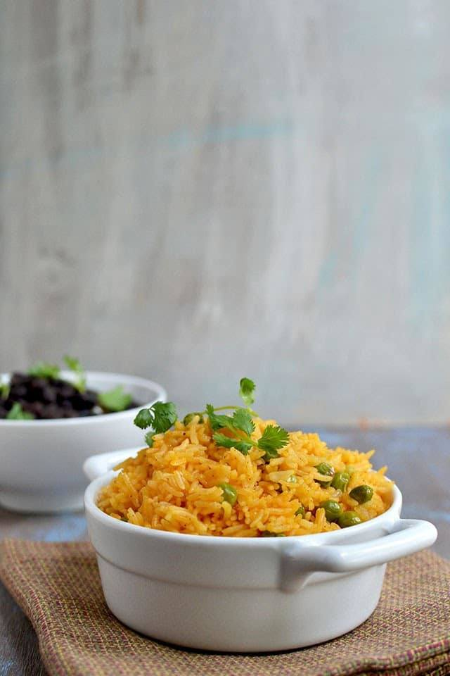 Cuban Style Yellow Rice Recipe | HeyFood — heyfoodapp.com