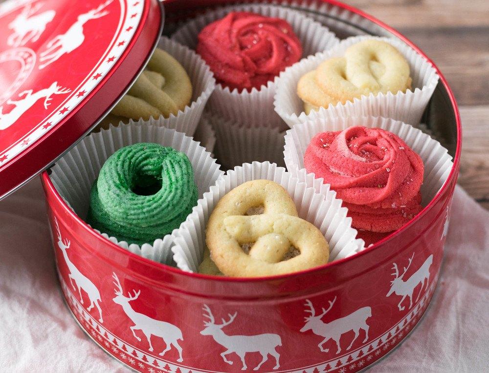 Danish Butter Cookies Recipe | HeyFood — heyfoodapp.com