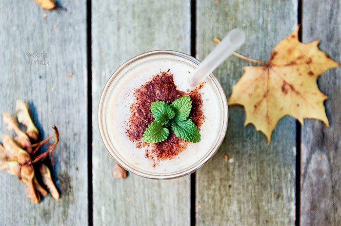 Delicious Apple Banana Smoothie Recipe | HeyFood — heyfoodapp.com
