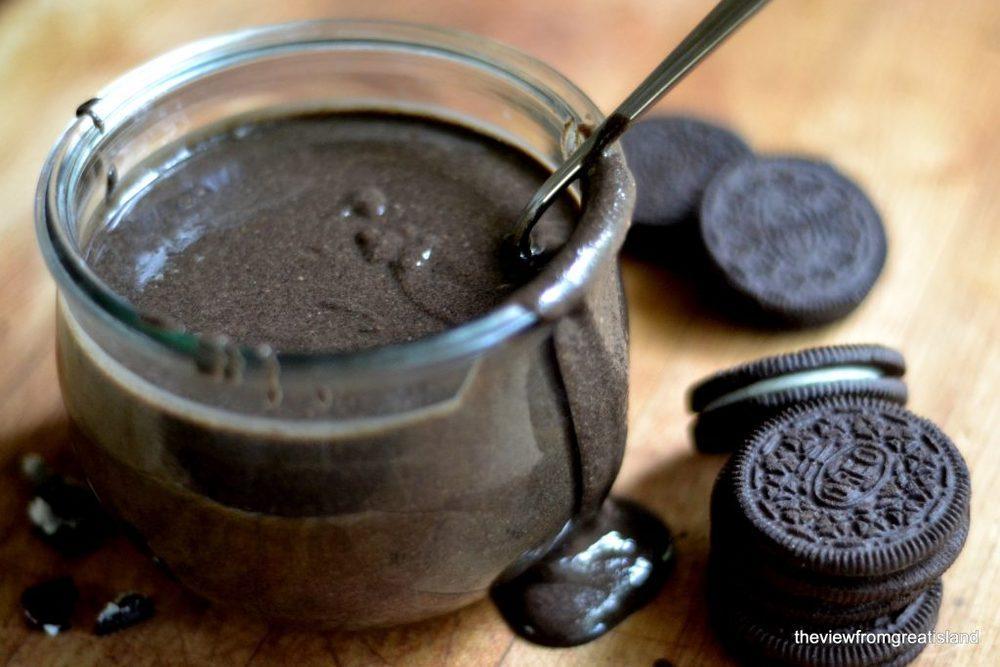 Cookies and Cream Peanut Butter Recipe | HeyFood — heyfoodapp.com