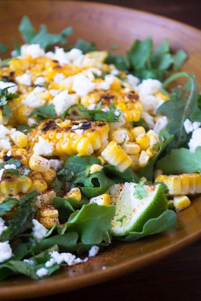 Mexican Street Corn Salad Recipe   HeyFood — heyfoodapp.com