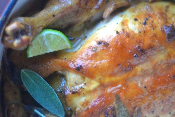 Chicken in Almond Milk Recipe | HeyFood — heyfoodapp.com