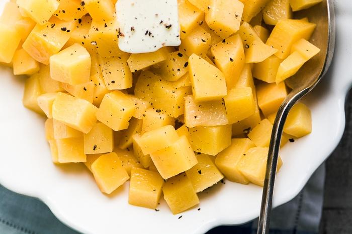 Buttered Rutabaga Recipe | HeyFood — heyfoodapp.com