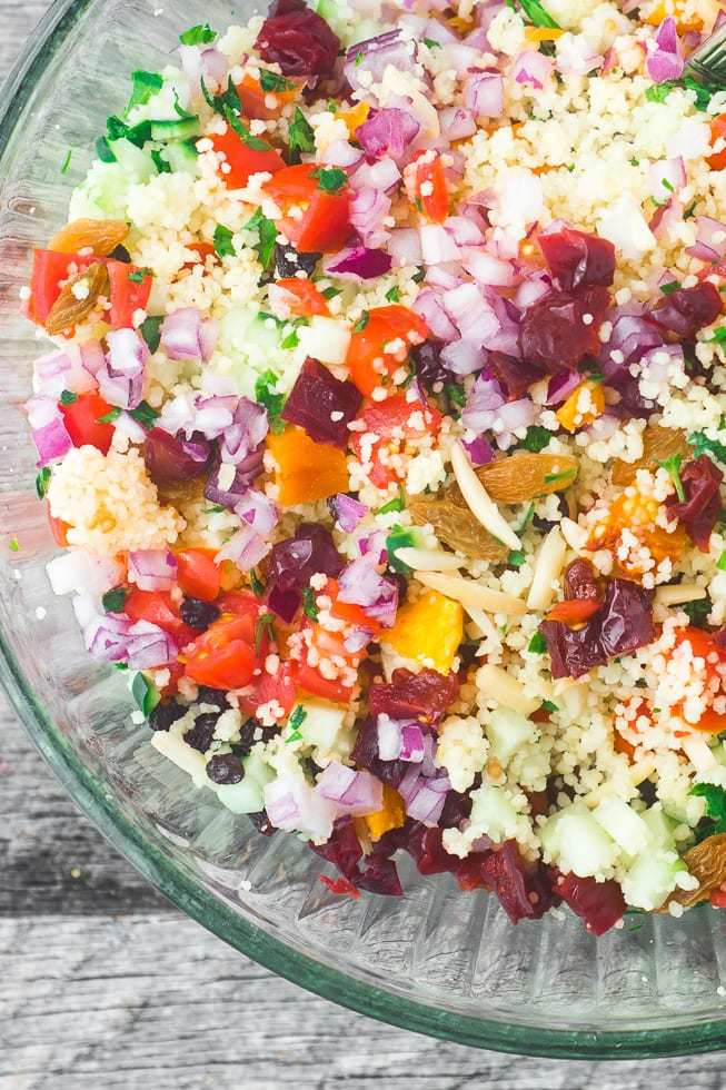 Couscous Salad Recipe | HeyFood — heyfoodapp.com