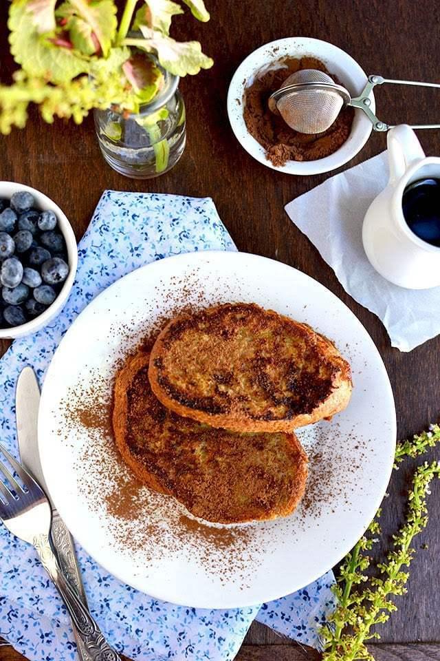 Vegan Banana Rabanada (Brazilian French Toast) Recipe   HeyFood — heyfoodapp.com
