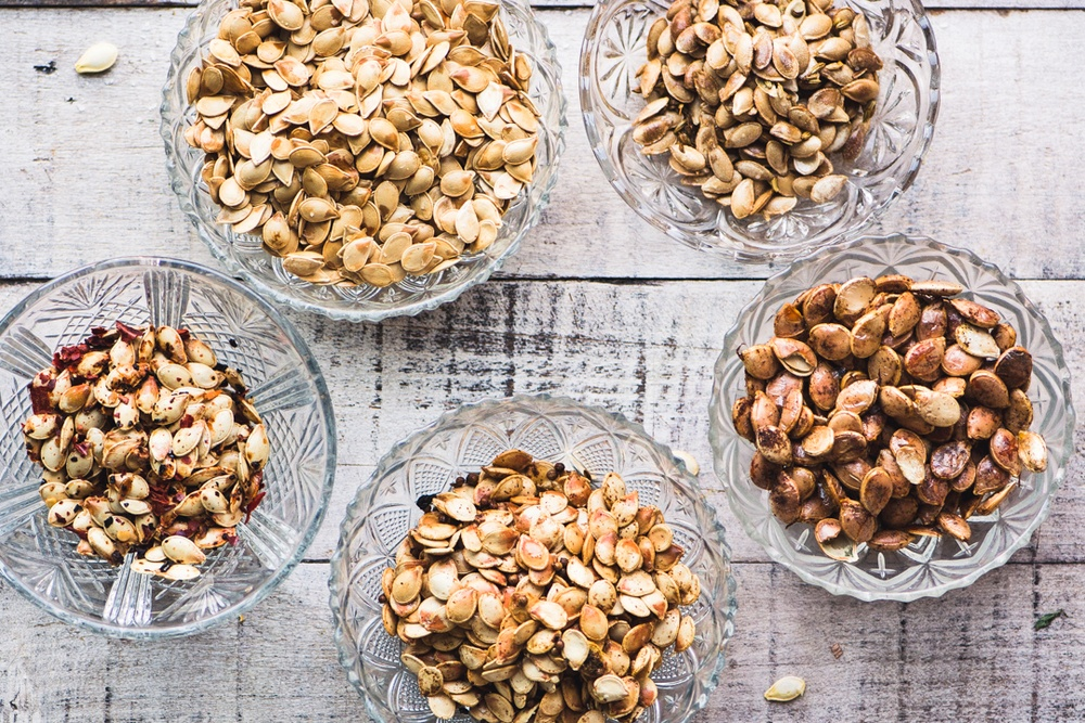 How to Roast Perfectly Crisp Squash Seeds Recipe | HeyFood — heyfoodapp.com