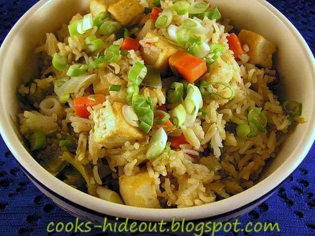 Thai Inspired Fried Rice Recipe | HeyFood — heyfoodapp.com