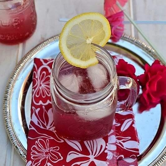 Raspberry Lemonade Recipe   HeyFood — heyfoodapp.com