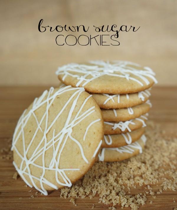 Brown Sugar Cookies Recipe | HeyFood — heyfoodapp.com