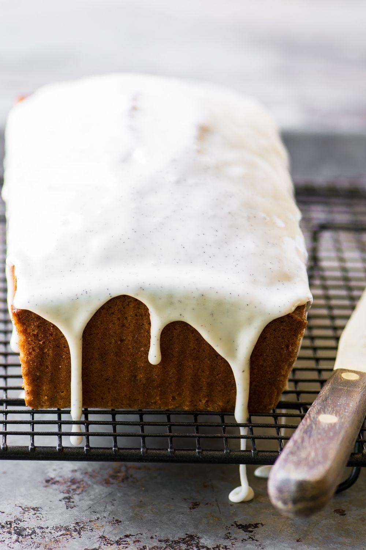 Triple Vanilla Pound Cake Recipe | HeyFood — heyfoodapp.com