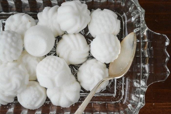 DIY Sugar Cubes for Afternoon Tea Recipe | HeyFood — heyfoodapp.com