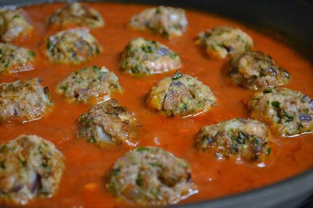 Herbed Meatballs Recipe | HeyFood — heyfoodapp.com