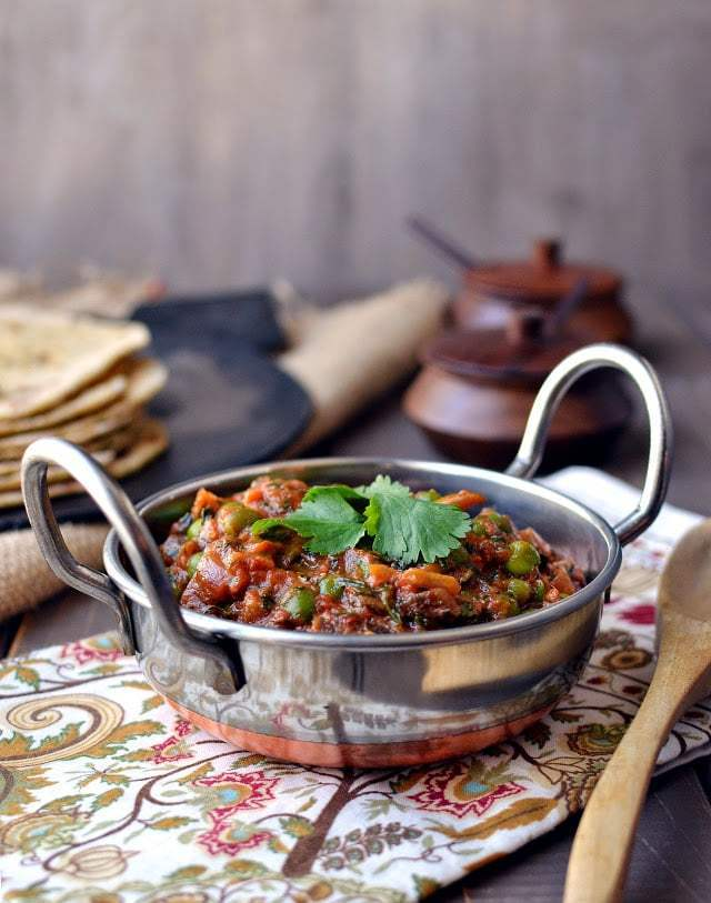Methi Matar Masala Curry Recipe | HeyFood — heyfoodapp.com