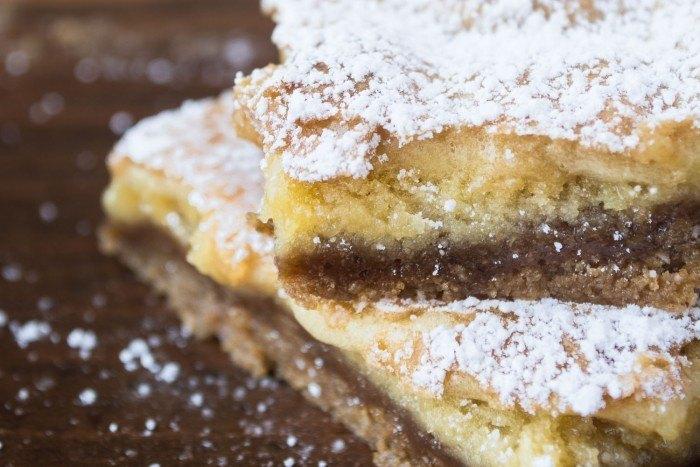 Crack Pie Bars Recipe | HeyFood — heyfoodapp.com