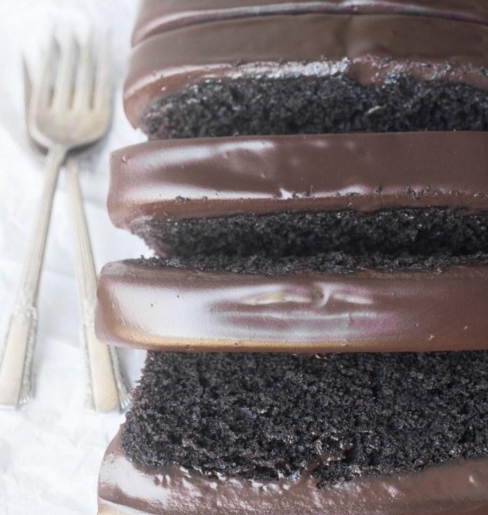 Chocolate Pound Cake Recipe | HeyFood — heyfoodapp.com