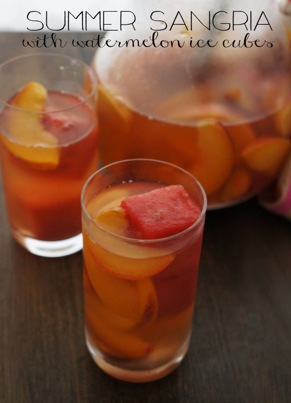 Summer Sangria Recipe | HeyFood — heyfoodapp.com