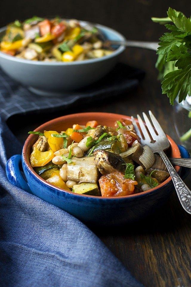 Roasted Ratatouille Recipe | HeyFood — heyfoodapp.com