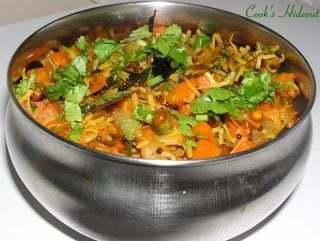 Carrot-Coconut Curry Recipe | HeyFood — heyfoodapp.com