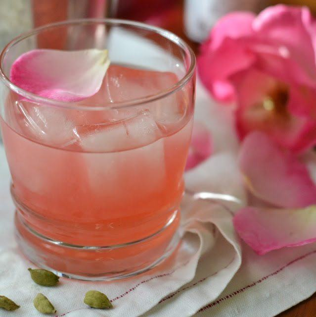 The Cardamom Rose Cocktail Recipe   HeyFood — heyfoodapp.com