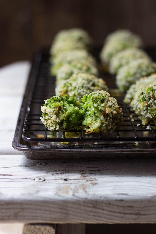 Cheesy Broccoli Bites Recipe | HeyFood — heyfoodapp.com