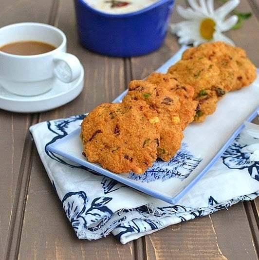 Masala Vada/ Paruppu Vadai Recipe | HeyFood — heyfoodapp.com