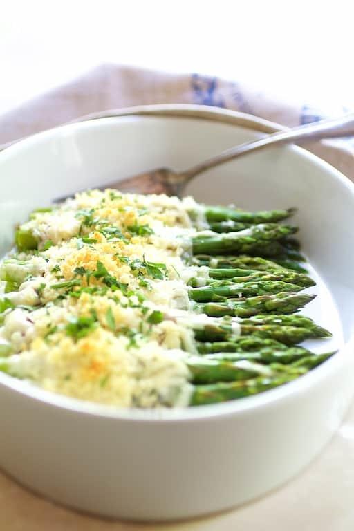 Asparagus Cordon Bleu Recipe | HeyFood — heyfoodapp.com