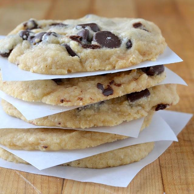 Coffee Chocolate Chip Cookies Recipe | HeyFood — heyfoodapp.com
