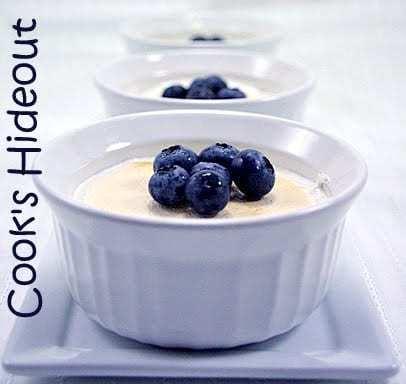 Deconstructed Vegetarian S'mores Recipe | HeyFood — heyfoodapp.com