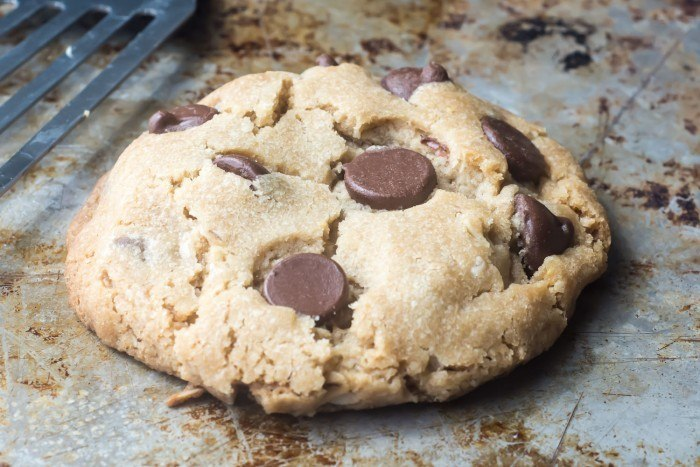 The Secret To The Perfect Cookie For One! Recipe | HeyFood — heyfoodapp.com