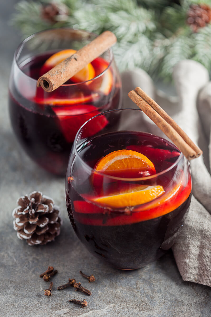 Heartwarming Mulled Red Wine Recipe | HeyFood — heyfoodapp.com