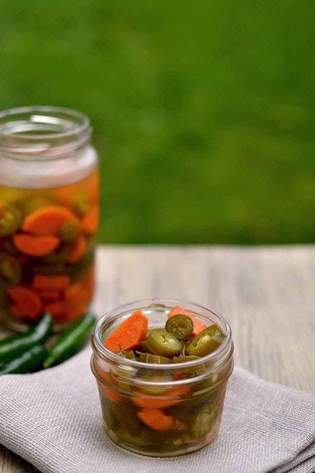 Pickled Jalapenos Recipe | HeyFood — heyfoodapp.com
