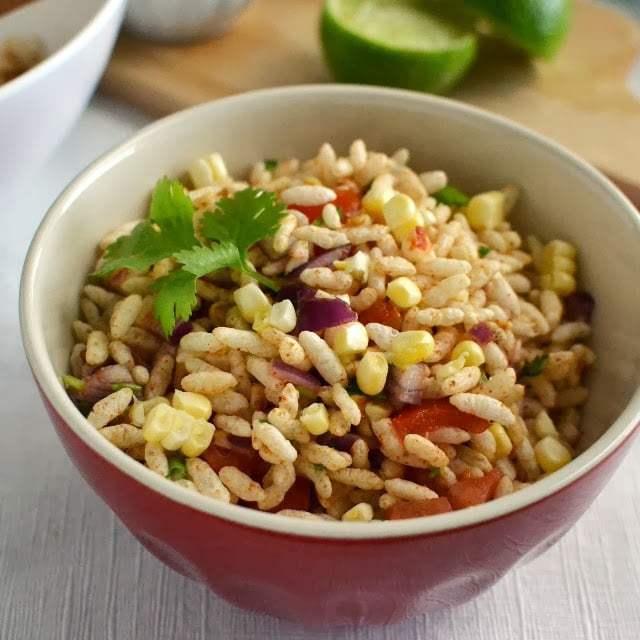 Sweet Corn Uggani Recipe | HeyFood — heyfoodapp.com
