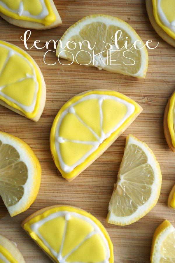 Lemon Slice Cookies Recipe | HeyFood — heyfoodapp.com