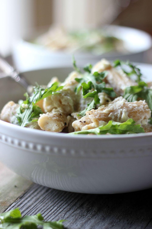 Lemon Ricotta Pasta Recipe | HeyFood — heyfoodapp.com