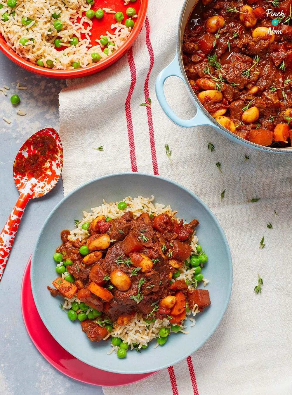 Caribbean Jerk Stew | Slimming & Weight Watchers Friendly Recipe | HeyFood — heyfoodapp.com