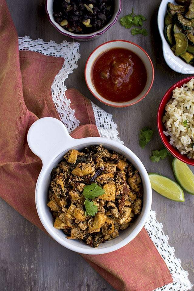 Tofu Sofritas Recipe | HeyFood — heyfoodapp.com