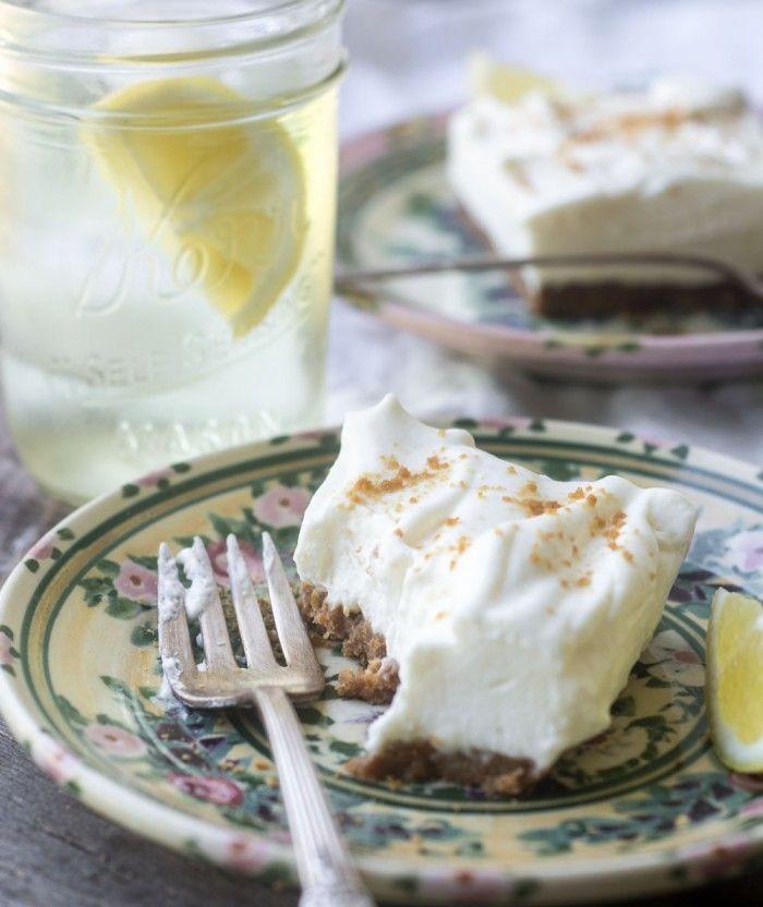 Lemon Crunch Bars Recipe   HeyFood — heyfoodapp.com