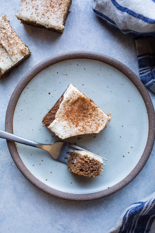 Applesauce Snack Cake Recipe | HeyFood — heyfoodapp.com